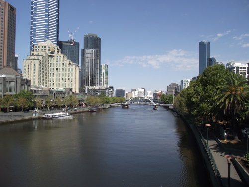 Yarra in the City