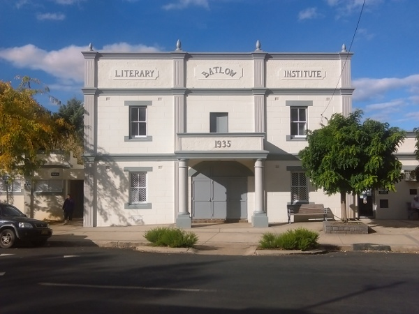 Batlow Literary Institute