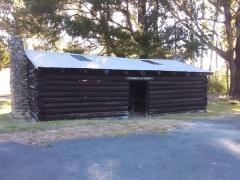 Hut at Tanjil Bren