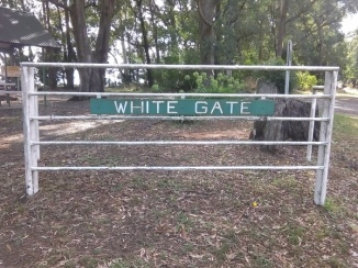 The White Gate